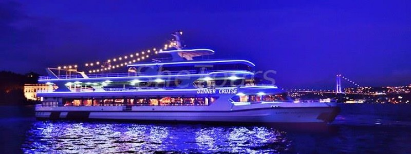 İstanbul Dinner Cruises On The Bosphorus Tour