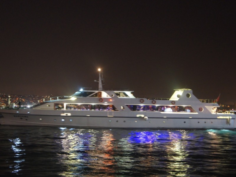 Istanbul New Year Cruise Party 2019