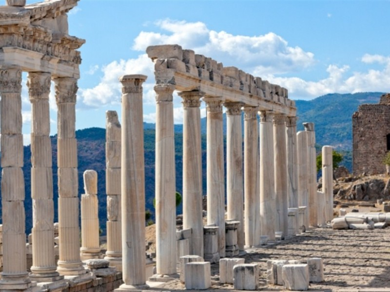 PERGAMUM TOUR (Full Day)