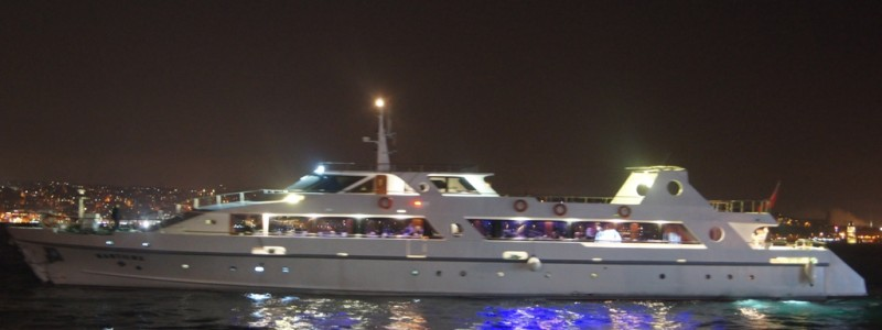 İstanbul New Year Cruise Party 2020